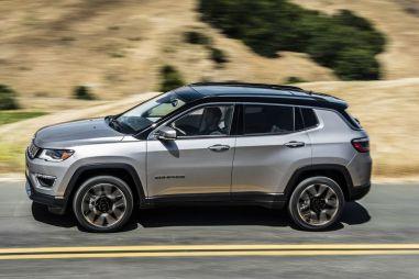 Jeep показал новое поколение кроссовера Compass