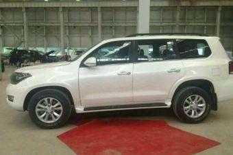Предположительно, Hengtian Yueli SUV будет оснащаться бензиновыми двигателями объемом 3 и 4 л.