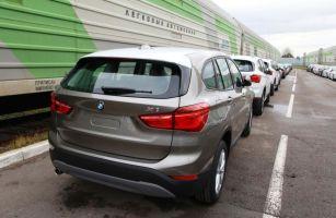 В Калининграде начали отверточную сборку BMW X1 второго поколения