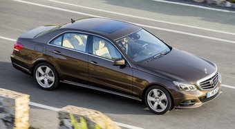 Изъятый двухлетний Mercedes-Benz E-Class выставят на продажу.