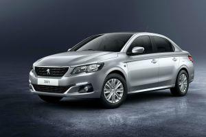 Peugeot 301 пережил модернизацию вслед за Citroen C-Elysee