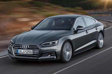 Новый Audi A5 будет стоить в России от 2,35 млн рублей