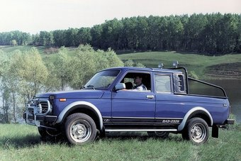 Производство пикапов ВАЗ-2329 было остановлено в конце 2015 года по вине прежнего главы «АвтоВАЗа» Бу Андерссона.