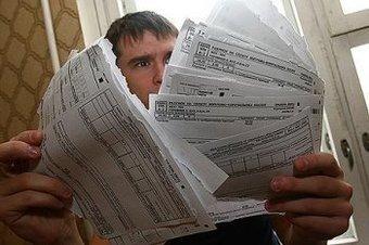 Накопившаяся задолженность составила около 40 тысяч рублей.