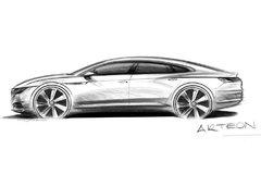 Новость о Volkswagen Passat CC