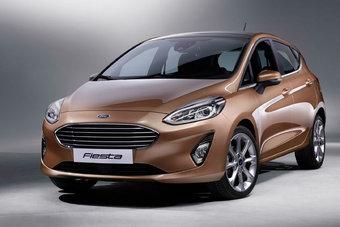 Новая Ford Fiesta будет выпускаться в четырех версиях, различающихся элементами экстерьера.