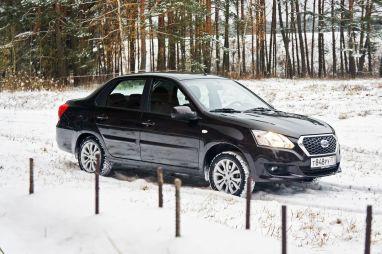 Блиц-тест «автоматического» седана Datsun on-Do. Скусочком Японии
