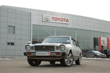 Народное ретро. Toyota Corona Mark II X30/X40: забытая история