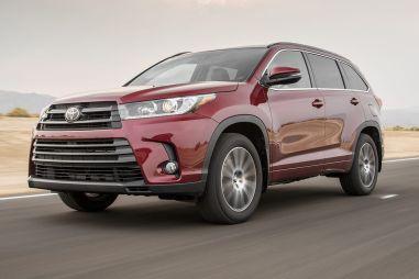 Первый тест-драйв обновленного Toyota Highlander SE AWD 2017