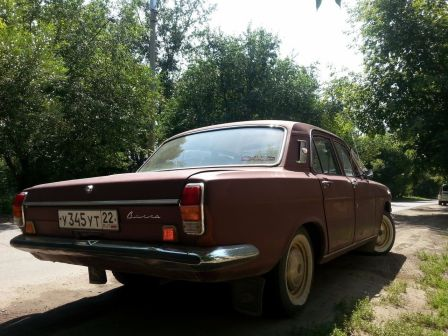 ГАЗ 24 Волга 1975 - отзыв владельца
