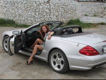 Mercedes-Benz SL-Class, 2004