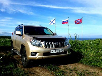 Toyota Land Cruiser Prado 120 отзывы владельцев #11