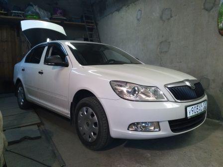 Skoda Octavia 2011 - отзыв владельца