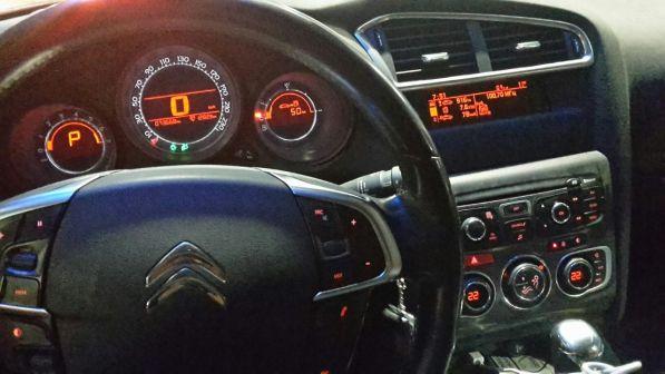 Citroen C4 2012 - отзыв владельца