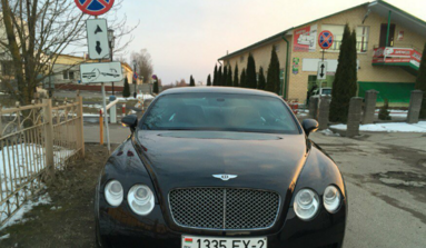 Bentley Continental GT, 2005