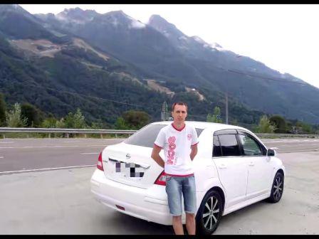 Nissan Tiida 2013 - отзыв владельца