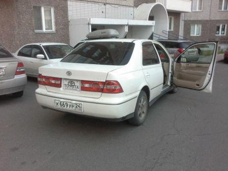 Toyota Vista 1999 - отзыв владельца
