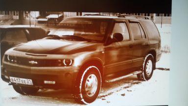 Chevrolet Blazer 1995 отзыв автора | Дата публикации 04.11.2016.