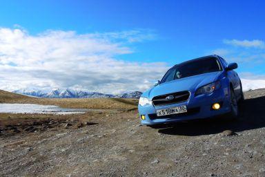 Subaru Legacy 2008 отзыв автора | Дата публикации 05.11.2016.