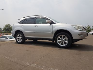 Toyota Harrier, 2008