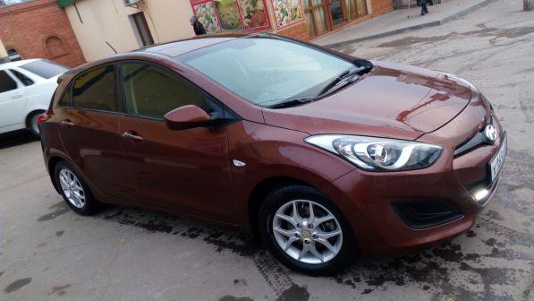 Hyundai i30 2012 - отзыв владельца
