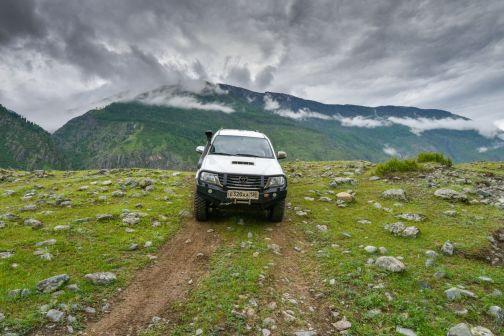 Toyota Hilux Pick Up 2014 - отзыв владельца