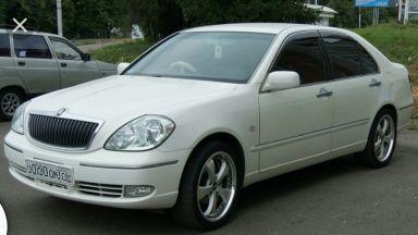 Toyota Brevis, 2003