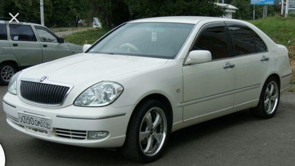 Toyota Brevis 2003 - отзыв владельца