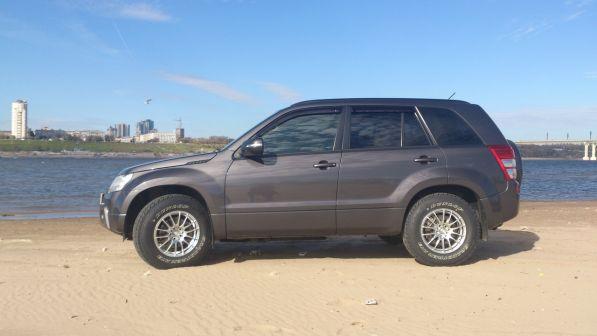 Suzuki Grand Vitara 2008 - отзыв владельца