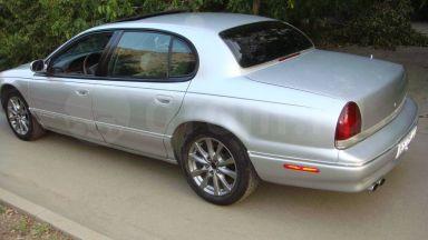 Chrysler LHS 1995 отзыв автора | Дата публикации 13.11.2016.