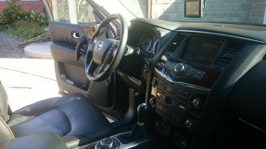 Nissan Patrol, 2013