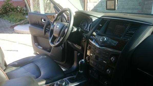 Nissan Patrol 2013 - отзыв владельца