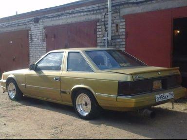Toyota Soarer, 1985