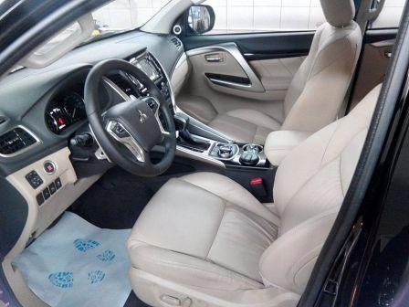 Mitsubishi Pajero Sport 2016 - отзыв владельца
