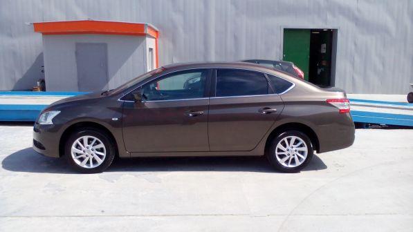Nissan Sentra 2015 - отзыв владельца