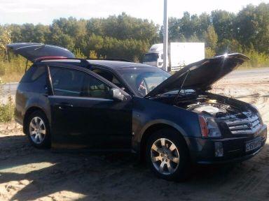 Cadillac SRX, 2007