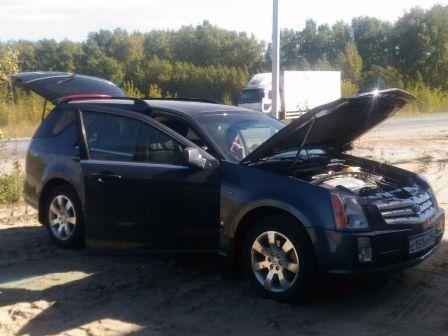Cadillac SRX 2007 - отзыв владельца