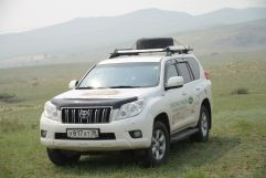 Toyota Land Cruiser Prado, 2013