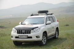 Toyota Land Cruiser Prado 2013 отзыв владельца | Дата публикации: 18.11.2016