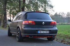 Renault Vel Satis, 2002
