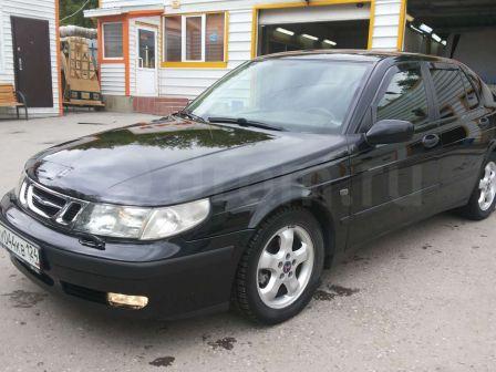 Saab 9-5 2001 - отзыв владельца