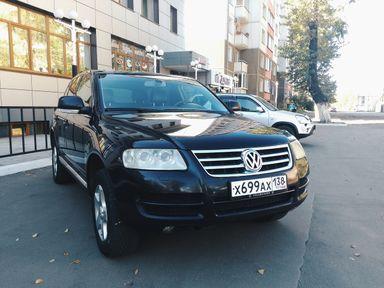 Volkswagen Touareg, 2003