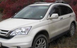 Honda CR-V, 2010