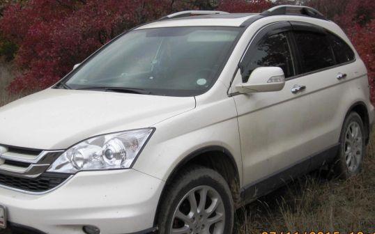 Honda CR-V 2010 - отзыв владельца