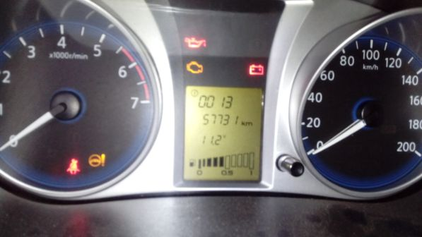Datsun on-DO 2014 - отзыв владельца