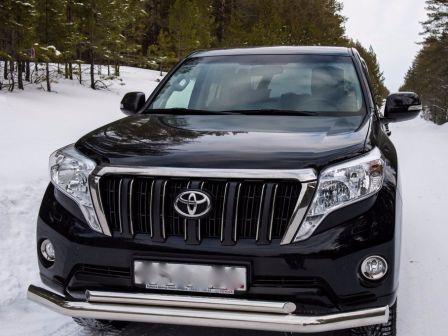 Toyota Land Cruiser Prado 2014 - отзыв владельца