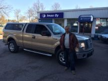 Ford F150, 2011