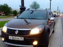 Renault Sandero Stepway, 2014