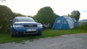 Audi A4, 2002