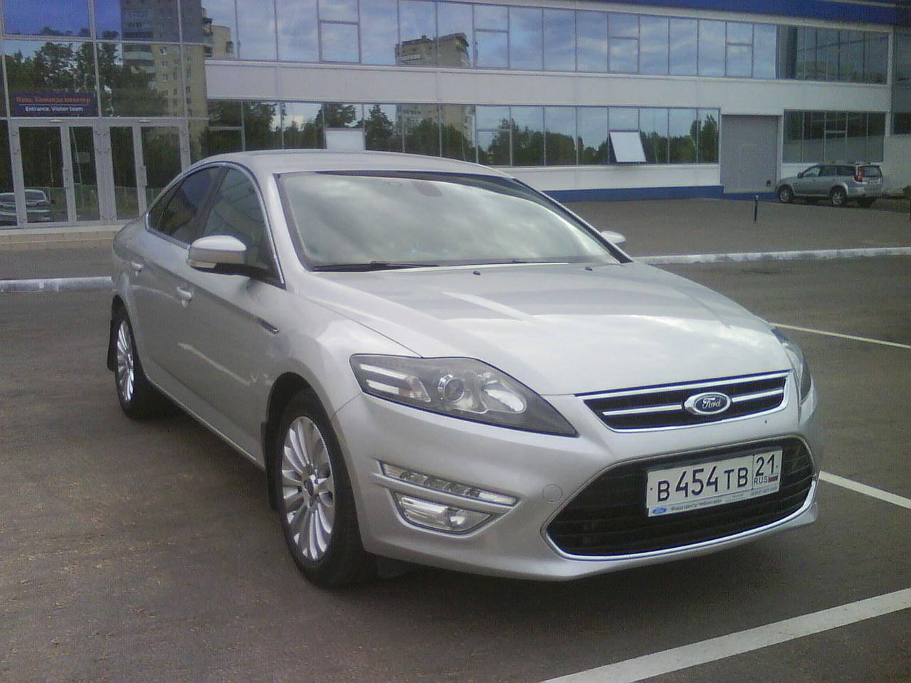 мондео форд 2012 фото